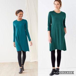 ‼️J.JILL‼️SCOOP POCKET SWING DRESS